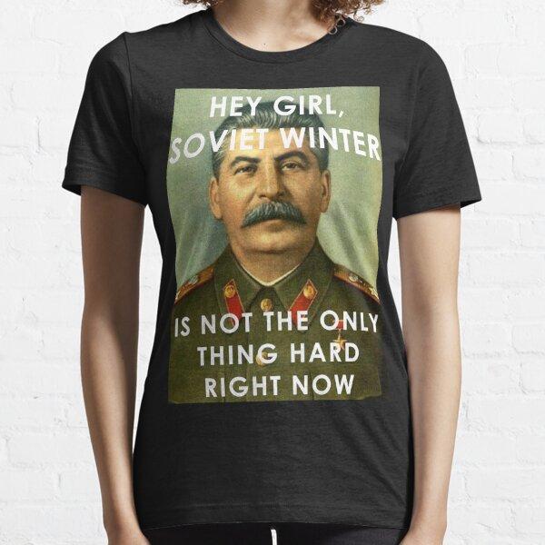 Stalin - Soviet Winter Essential T-Shirt