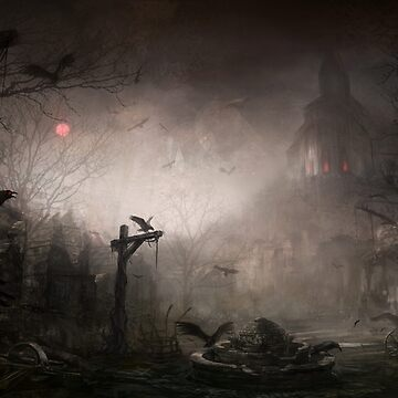 dark horror by rizkymaulida