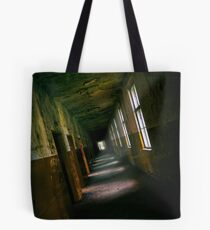 Abandoned hospital Tote Bag