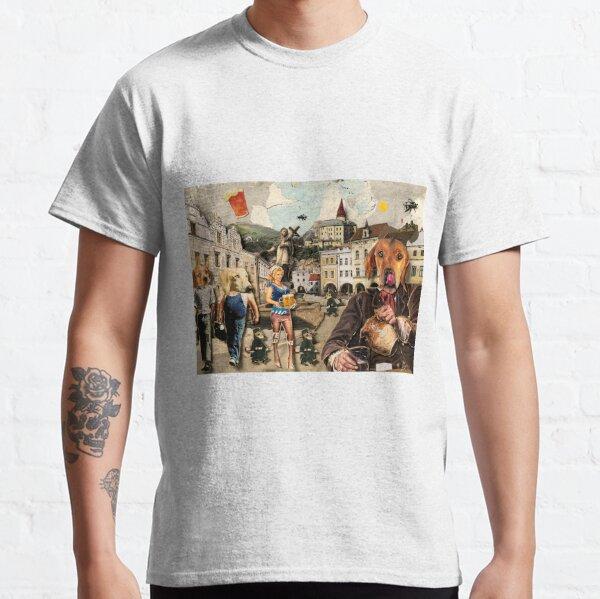 Czech Republic Beer Dream Classic T-Shirt