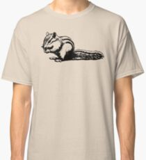 Chipmunk - Critter Love Collection 4 of 6 Classic T-Shirt