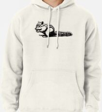 Chipmunk - Critter Love Collection 4 of 6 Pullover Hoodie