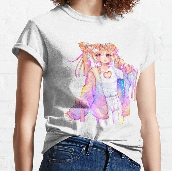 Rainbow girl Classic T-Shirt
