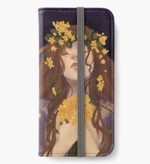 Ophelia iPhone Wallet/Case/Skin