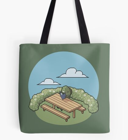 Fish And Fridays Tote Bag