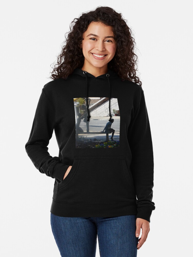 Alternate view of CRM - 4 Little Girls Lightweight Hoodie