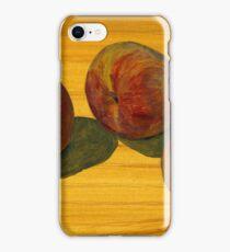 Peach Trio iPhone Case/Skin