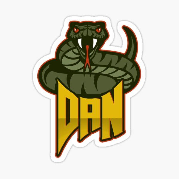 Tribe Of Dan Sticker