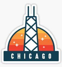 Chicago sticker Sticker