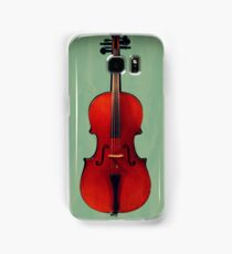 Sherlock Violin Samsung Galaxy Case/Skin