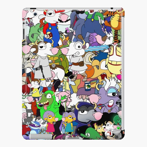 Cowsplay collage iPad Snap Case