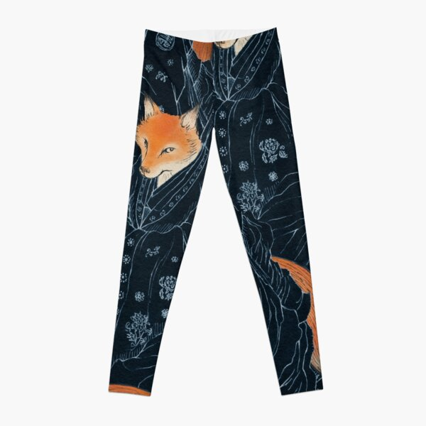 The Fox's Wedding Leggings