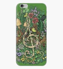 The Charm Of Music iPhone Case