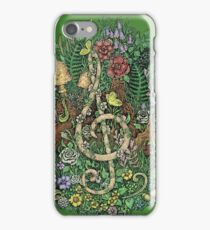The Charm Of Music iPhone Case/Skin