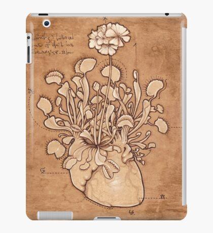 Venus Fly Trap Heart iPad Case/Skin