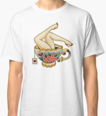 Mark C. Merchant brand illustration Classic T-Shirt