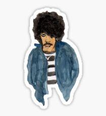 Phil Lynott Sticker