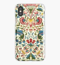 William Morris Lodden iPhone Case