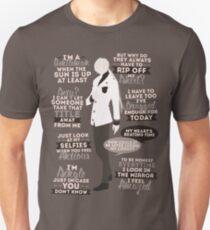Zen Quotes Unisex T-Shirt