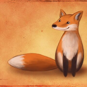 Smiling Fox by Eenuh