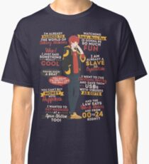 707 Quotes Classic T-Shirt