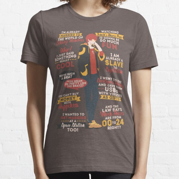 707 Quotes Essential T-Shirt