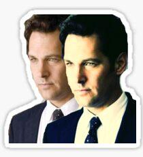 Double The Paul Rudd Sticker