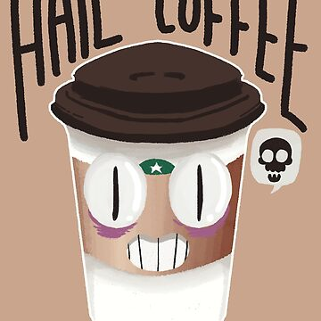 Hail coffee by exeivier