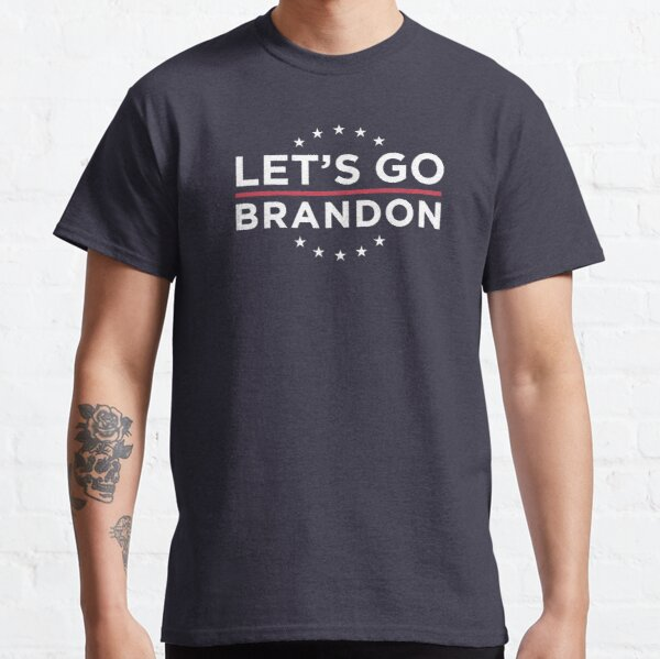 allons brandon T-shirt classique