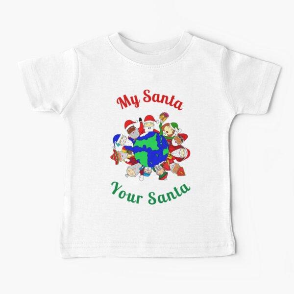 My Santa Your Santa Baby T-Shirt