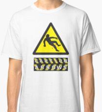 Caution: Arrows Classic T-Shirt