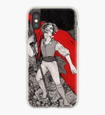 Enjolras at the Barricade iPhone Case