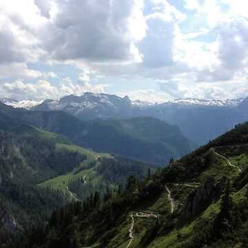 The Alps by Quiwi10