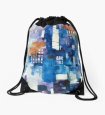 Urban landscape 1 Drawstring Bag