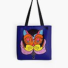Cat Tote #7 by Shulie1