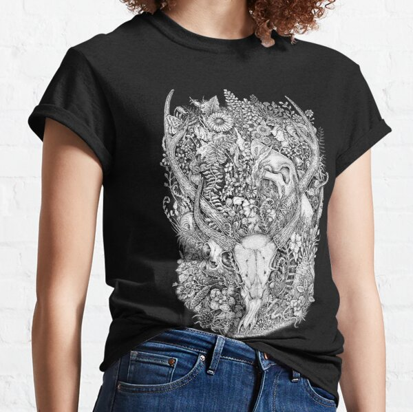 Life's Mystery: Hunter and Prey Classic T-Shirt
