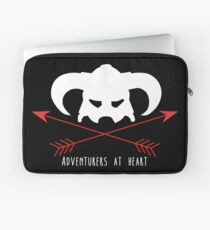 Adventurers at heart Laptop Sleeve