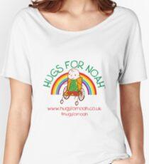 #HugsForNoah Original Collection Women's Relaxed Fit T-Shirt