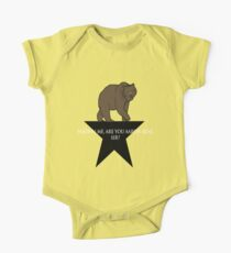 Aaron Bear (Sir) Kids Clothes