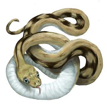 Snake Twist by roanoke