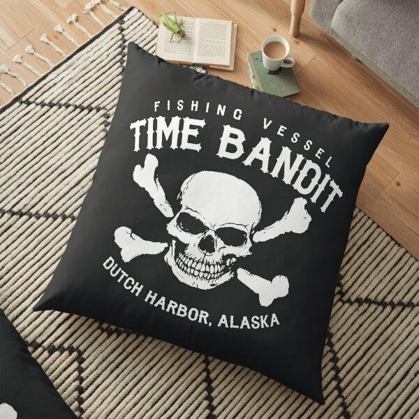 Time Bandit, Next Generation Floor Pillow