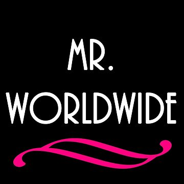 Pitbull Mr.Worldwide by HaileyS