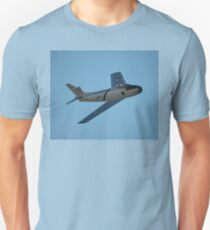 The Sabre Is Back, Temora Airshow, Australia 2009 T-Shirt