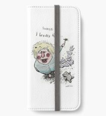 Does Brexit mean Breaks It? iPhone Wallet/Case/Skin