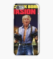 Boris Johnson - Chuck Boris T-Shirt iPhone Case/Skin