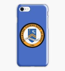 Degrassi School Logo - TV Series iPhone Case/Skin