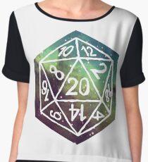 d20 (Nebula) Chiffon Top