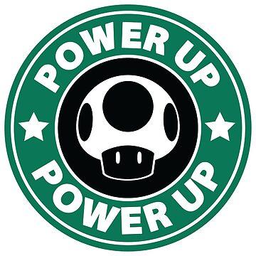 POWER UP by demekanized