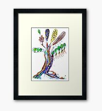 Tree of Life 6 Framed Print