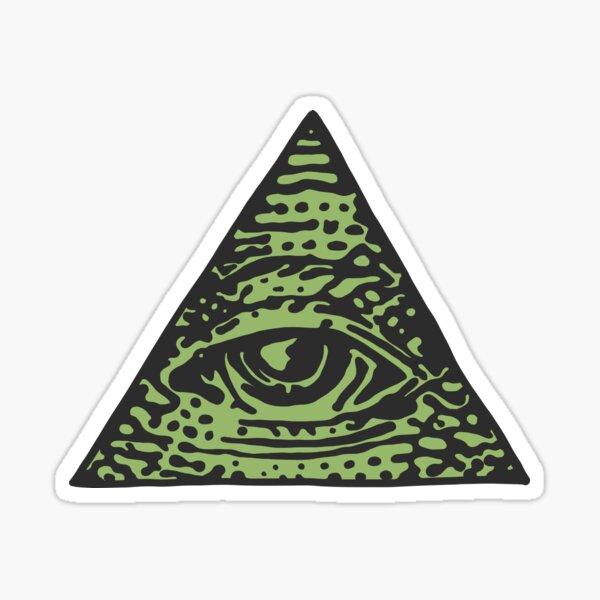 Illuminati Confirmed Sticker